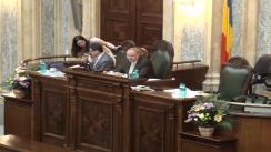 Ședinta în plen a Senatului României din 11 iunie 2013