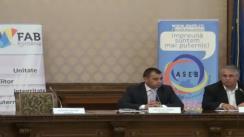 """Conferința: """"Rolul României pentru Economia PRO-Europeană a Republicii Moldova"""""""