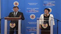 Declarație de presă după întîlnirea membrilor Comisiei Comune pentru Integrare Europeană dintre Parlamentul României și Parlamentul Republicii Moldova