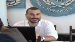Conferință pe tema anticorupției la Universitatea '''Petre Andrei'' Iași