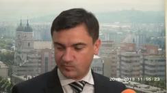 Declarațiile de presă al dl. Mihai CHIRICA, viceprimarul Municipiului Iași