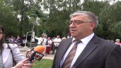 Declarațiile de presă al dl. Victor Chirilă, vicepreședintele Consiliului Județean Iași