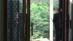 Primirea prim-ministrului Republicii Moldova, Iurie Leancă de către prim-ministrul României,Victor Ponta