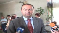 Declarațiile de presă al dl. Cristian Adomniței, Președintele Consiliului Județean Iași