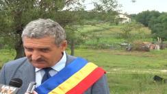 Inaugurarea oficială a lucrarilor de modernizare a sistemelor de apă și canalizare în comuna Bârnova, jud. Iași