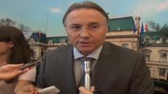 Declarațiile de presă al dl. Gheorghe Nichita, Primarul Municipiului Iași