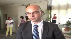 Declarațiile de presă al dl. Lorand Fabian, directorul Geiger Transilvania SA