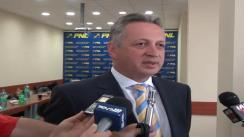 Declarațiile de presă al dl. Relu Fenechiu, președintele PNL Iași