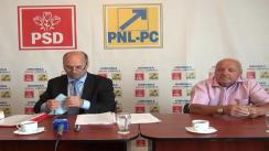 Conferință de presă susținută de secretarul de stat în Ministerul Economiei, Maricel Popa