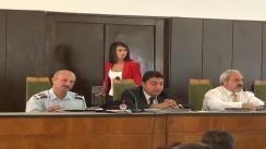 Prezentarea hărții de hazard la inundații a județului Iași