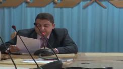 Ședința comisiei ONG din cadrul Consiliului de Dezvoltare Economică și Socială a Județului Iași