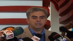Declarațiile de presă ale ministrului Sănătății, Eugen Nicolaescu