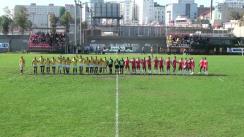 Meciul de Rugby între Dinamo - CSM București Olimpia. Etapa IX SuperLiga CEC Bank