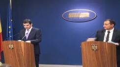 Declarațiile lui Daniel Constantin după Ședința Guvernului din 4 septembrie 2013