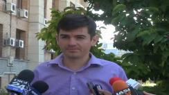 Declarațiile lui Marius Pârciu, purtător de cuvânt al Consiliului Județean Iași