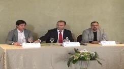 Prezentarea primei ediții a Festivalului Internațional de Literatură și Traducere (FILIT) Iași (23-27 octombrie)