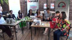 Lansarea cărților Thompson în România, editura Herald
