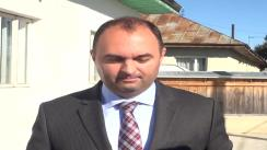 Declarațiile lui Cristian Adomniței după ședința Consiliului Județean Iași din 24 septembrie 2013