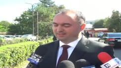 Declarațiile lui Cristian Adomniței, președintele Consiliului Județean Iași, din 25 septembrie 2013