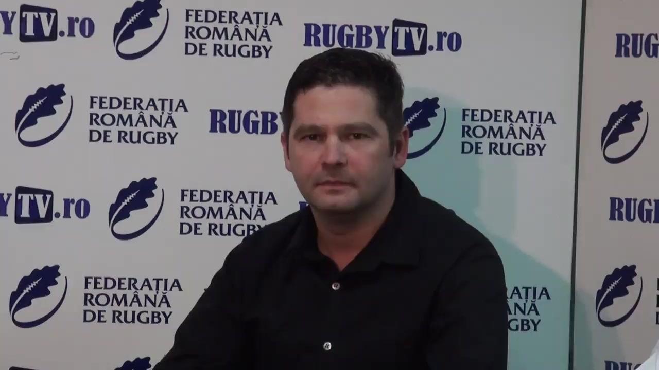 """Emisiunea """"Rugby Show"""" difuzată de rugbytv.ro din 2 octombrie 2013"""