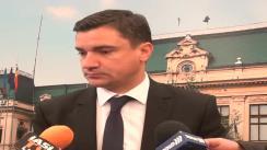Declarațiile lui Mihai Chirica, viceprimarul municipiului Iași