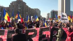 Marșul Unirii de la București din 20 octombrie 2013