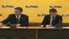 Conferință de presă susținută de deputații Ionuț Stroe și Ioan Cupșa privind raportul de monitorizare a Republicii Moldova la APCE