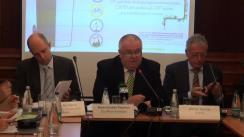 Conferință de presă organizată de Eco-Rom Ambalaje privind analiza deșeului menajer în România