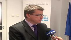 Declarațiile lui Dragoș Turtă, vicepreședintele filialei județene Iași a Partidului Mișcarea Populară