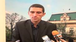 """Declarațiile lui Vlad Ungureanu, președinte al comisiei """"Șahul în Școală"""""""