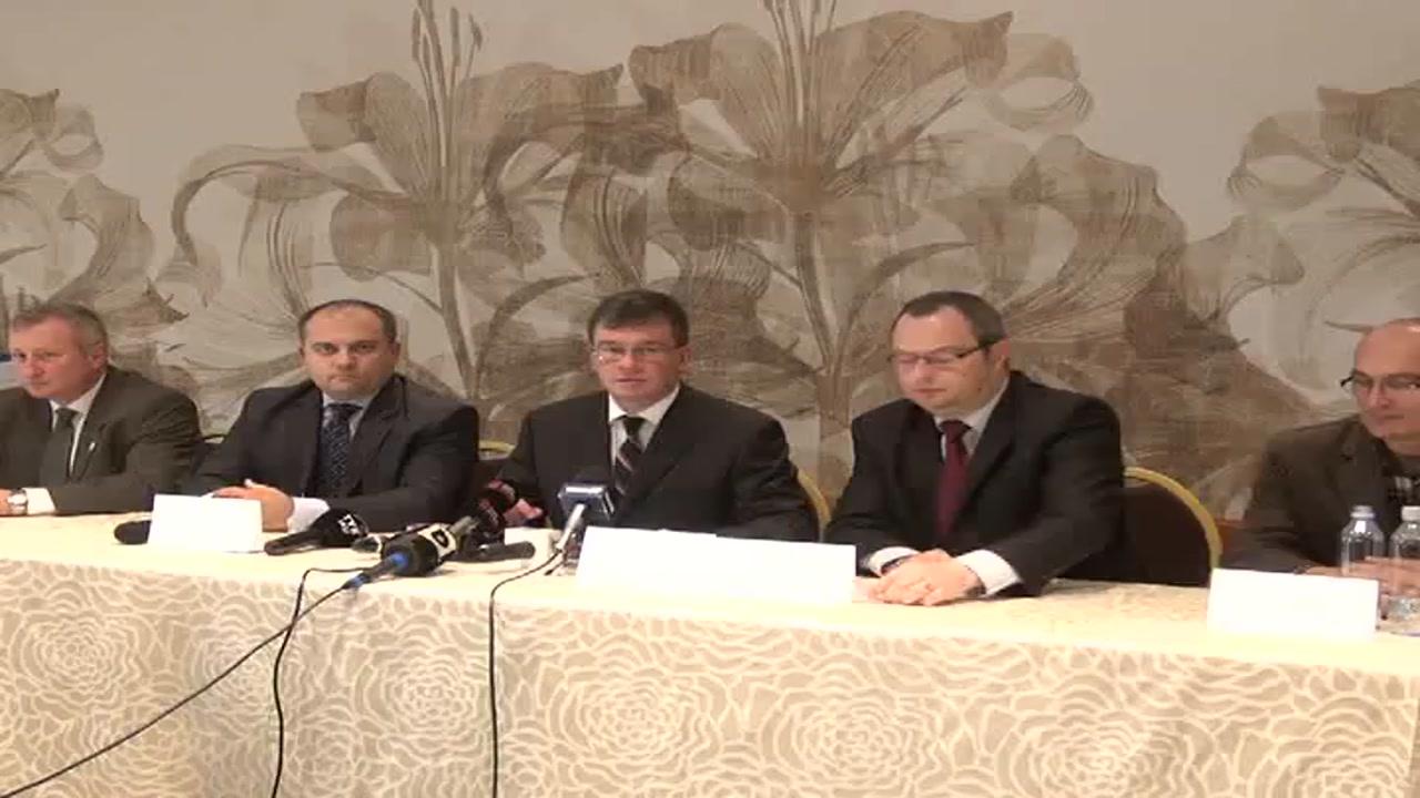 Conferință de presă susținută de Forța Civică la Iași