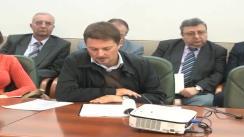 Ședința Comitetului Județean pentru Situații de Urgență la Instituția Prefectului Județul Iași