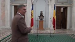"""Deschiderea expoziției de vinuri din Republica Moldova cu genericul """"Respect pentru tradiții, curaj în inovații"""""""