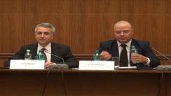 """Conferința cu tema """"Fondurile structurale pentru stimularea dezvoltării - Rolul sistemului bancar din România în următoarea perioadă de programare 2014-2020"""""""