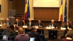 "Conferința cu tema ""Romania Financial Forum"""