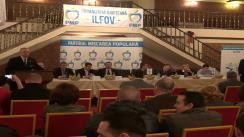 Conferință de presă cu ocazia inaugurării sediului Partidului Mișcarea Populară Ilfov