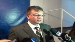 Declarațiile lui Mihai Răzvan Ungureanu, președintele Partidului Forța Civică, la Iași