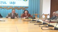 Întâlnirea Comisiei pentru Construcții din cadrul Consiliului de Dezvoltare Economică și Socială a Județului Iași