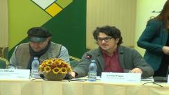 """Conferința națională """"Economia socială - o soluție pentru mediul înconjurător"""""""