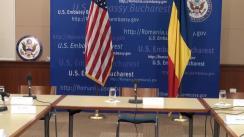 Discursul asistentului pentru afaceri europene și eurasiatice al Secretarului de Stat al SUA, Victoria Nuland
