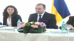 Inaugurarea Centrului de Incluziune Socială și Protecția Copilului la Iași