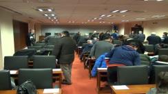 Comandamentul de iarnă convocat la Primăria municipiului București din 25 ianuarie 2014