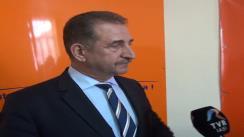 Declarațiile președintelui filialei județene PDL, Gabriel Surdu