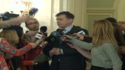 Declarațiile lui Crin Antonescu după reuniunea Delegației Permanente a PNL din 7 februarie 2014