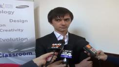 Conferință de presă susținută de Inspectoratul Școlar Județean Iași la Colegiul Costache Negruzzi