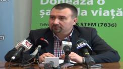 Videoconferință organizată de secretarul de stat din Ministerul Sănătății, Adrian Pană