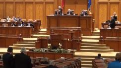 Ședința în plen a Camerei Deputaților României din 18 februarie 2014