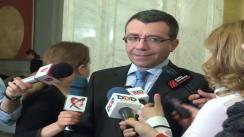 Declarații susținute de conducerea PNL înainte de Delegația Permanentă a PNL din 25 februarie 2014