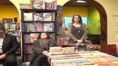 """Lansarea romanului """"Urma"""", de Adrian Alui Gheorghe la Iași"""