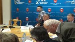 Ședința Consiliului Județean Iași din 27 februarie 2014